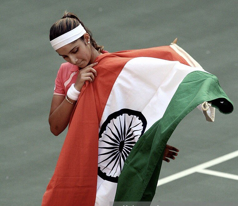 Can Sania Mirza win her seventh major title today?