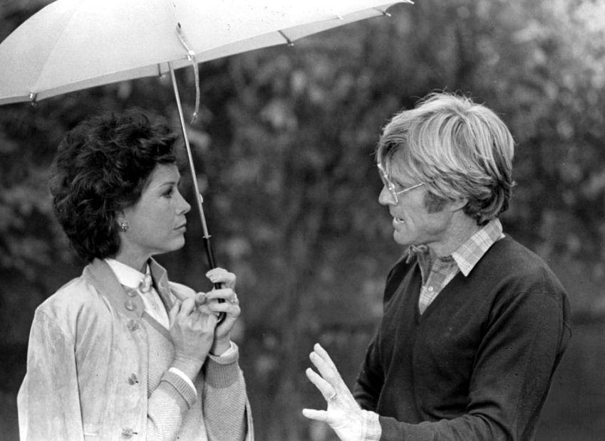 Leonard Maltin on Twitter Robert Redford on casting Mary Tyler