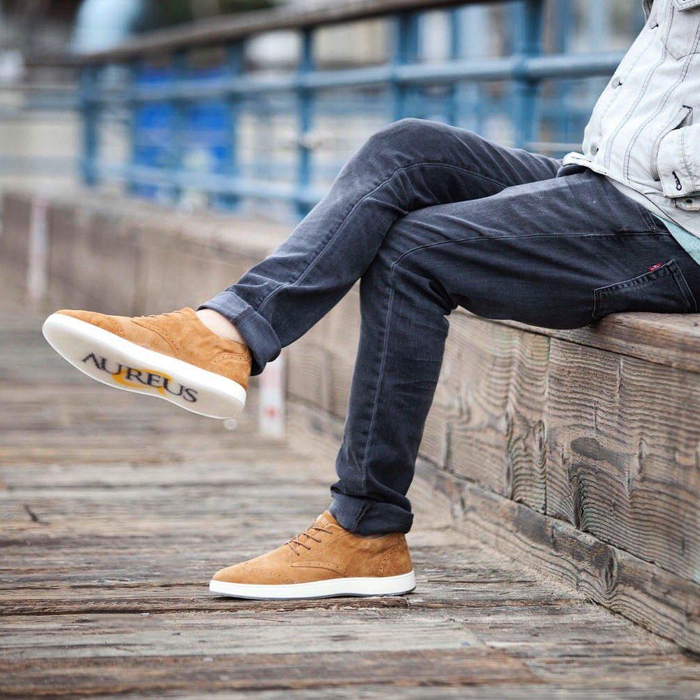 85d44b4d611c Aureus Shoes on Twitter