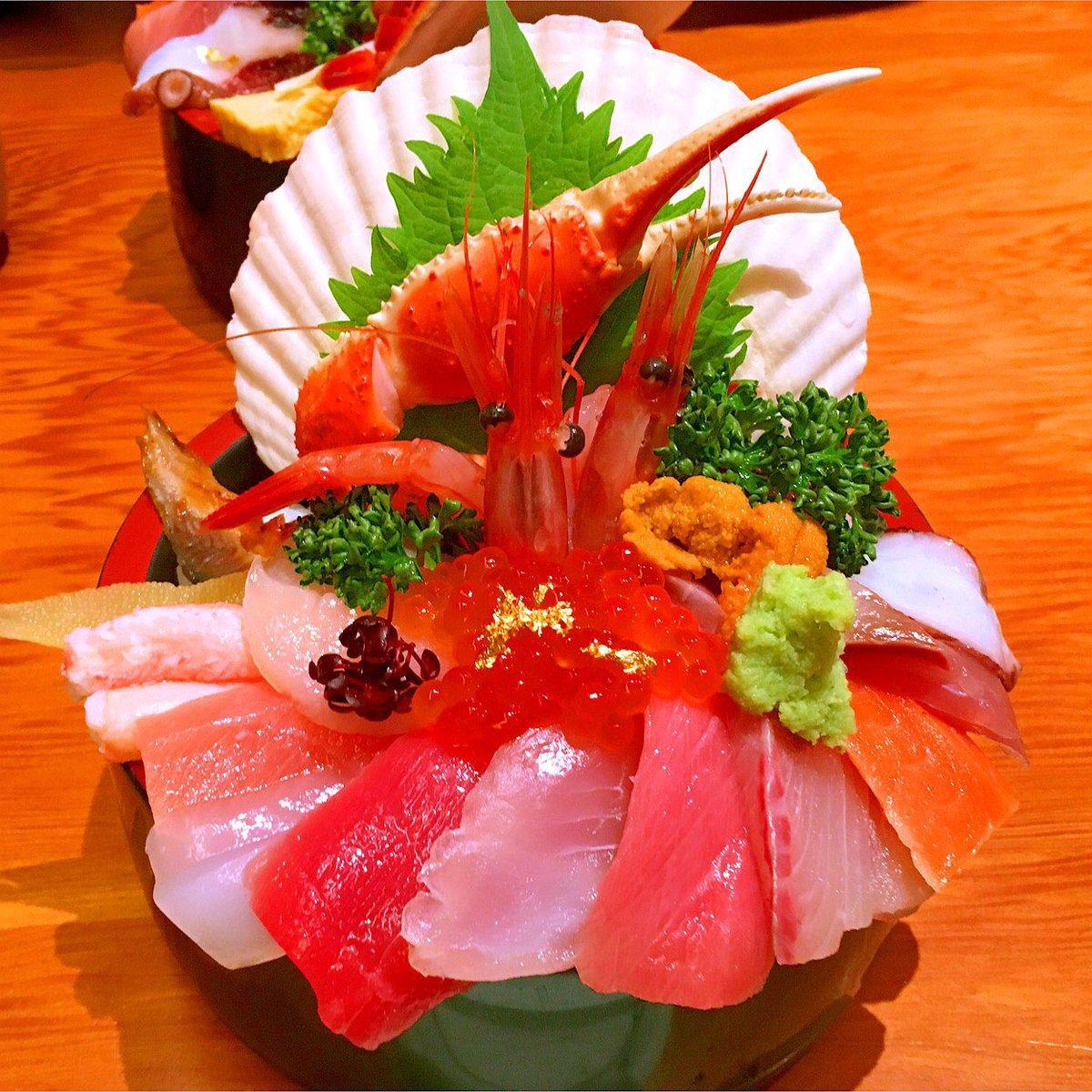 """フォトジェニックな贅沢丼!金沢の旨すぎる""""海鮮丼""""10選 @retrip_news"""