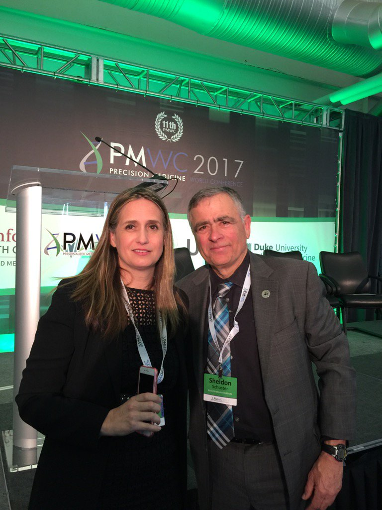 At #PMWC17 with Tal Behar founder of #pmwc Most Promising Company Competition. Proud to represent #kgi as moderator https://t.co/bloTj9fmvf