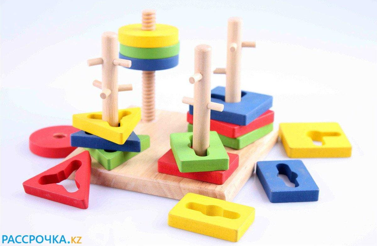 развивающий деревянный куб 5 в 1 где выбрать в спб
