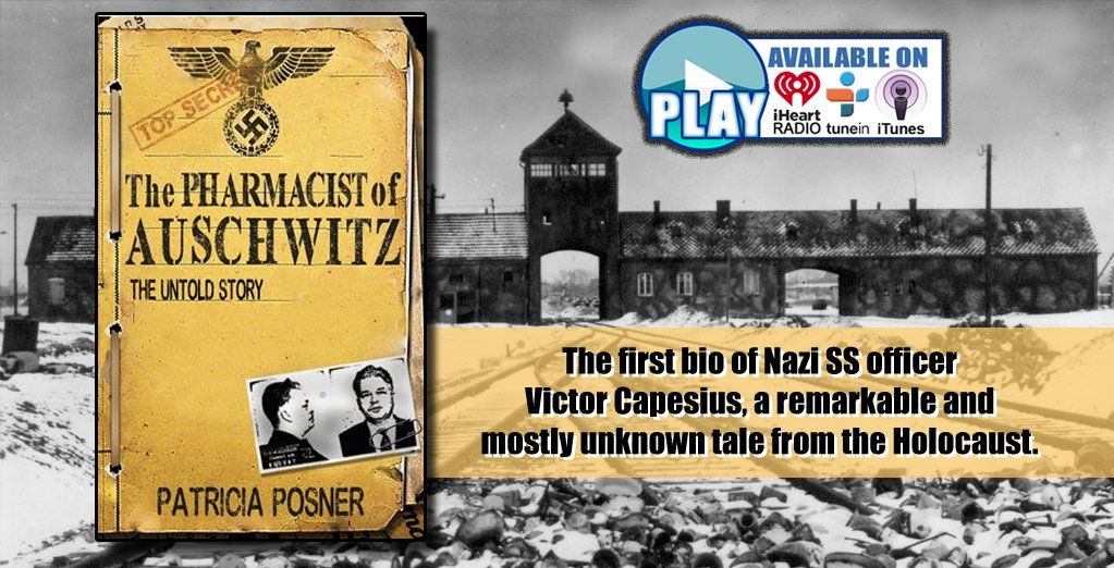 Image result for THE PHARMACIST OF AUSCHWITZ