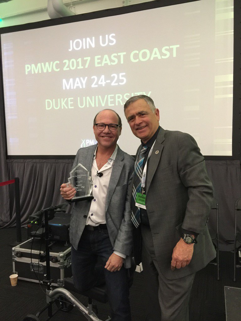 #PMWC17 winner #two Pore #guys #Dan Heller CEO. Great #startup #company in #SantaCruz hope to get to #kgi. https://t.co/R9Fha2gJ8W
