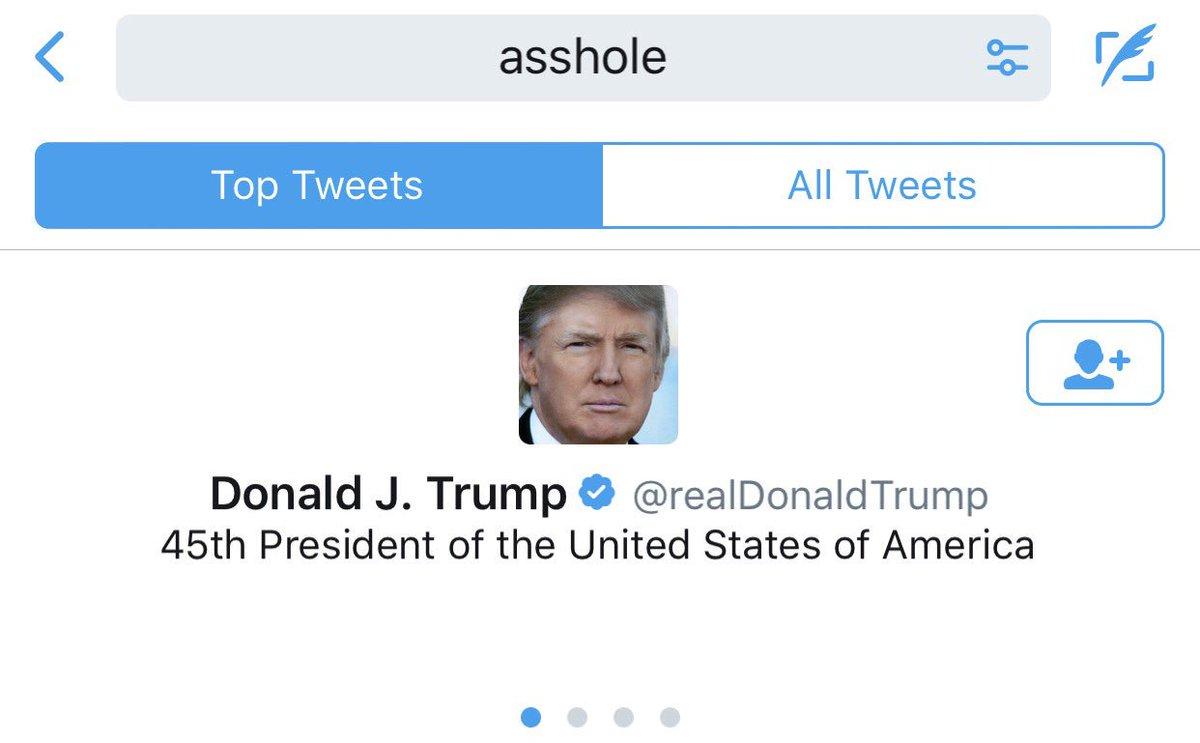 "1. twitter won't make ""crooked hillary"" custom emoji 4 trump 2. trump doesn't invite twitter 2 tech meeting 3. https://t.co/hB7ePirroM"