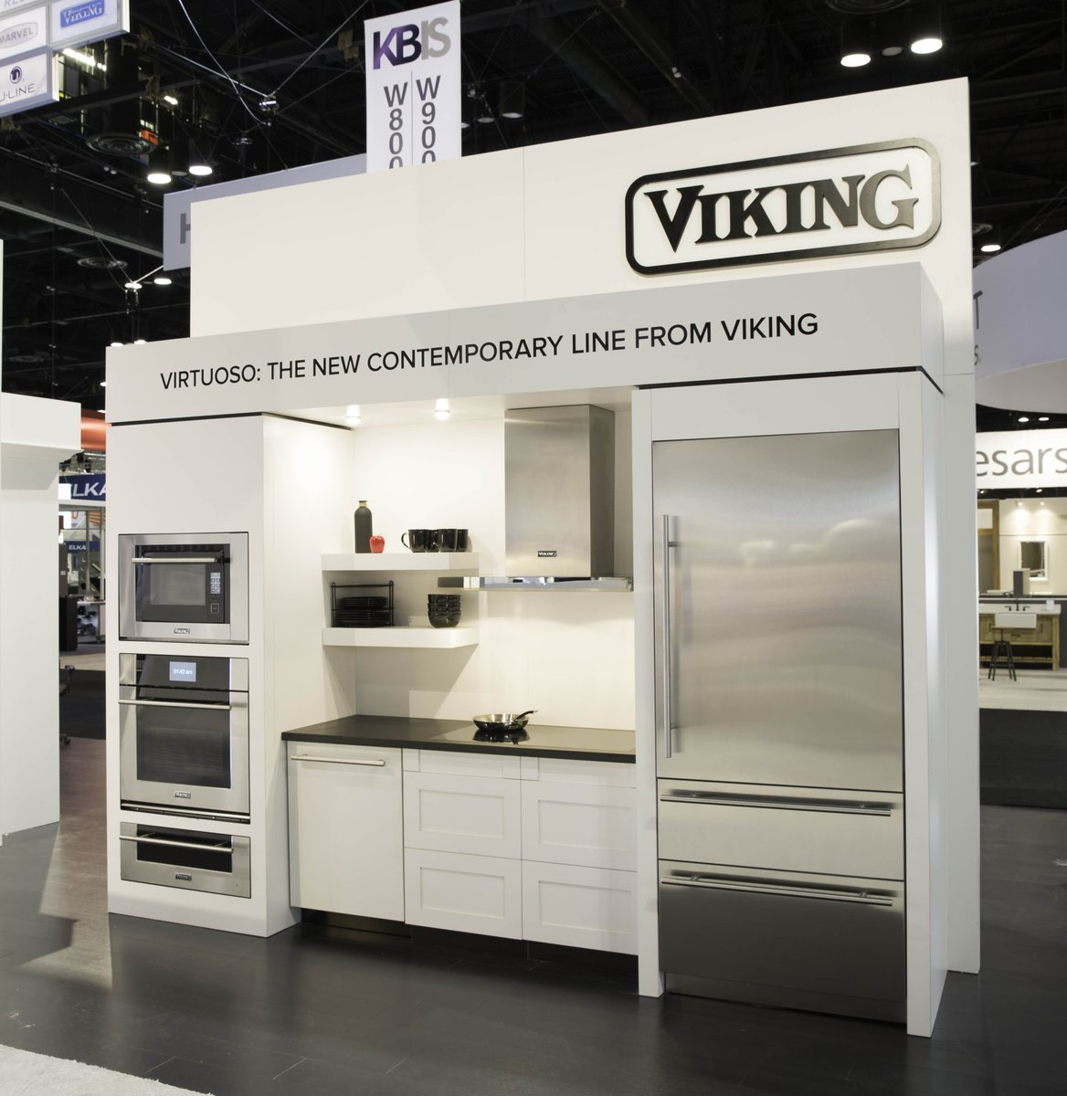 Have you seen #VikingVirtuoso? It's a whole new #contemporary product line from #vikingrange! https://t.co/TQgDcFISoX