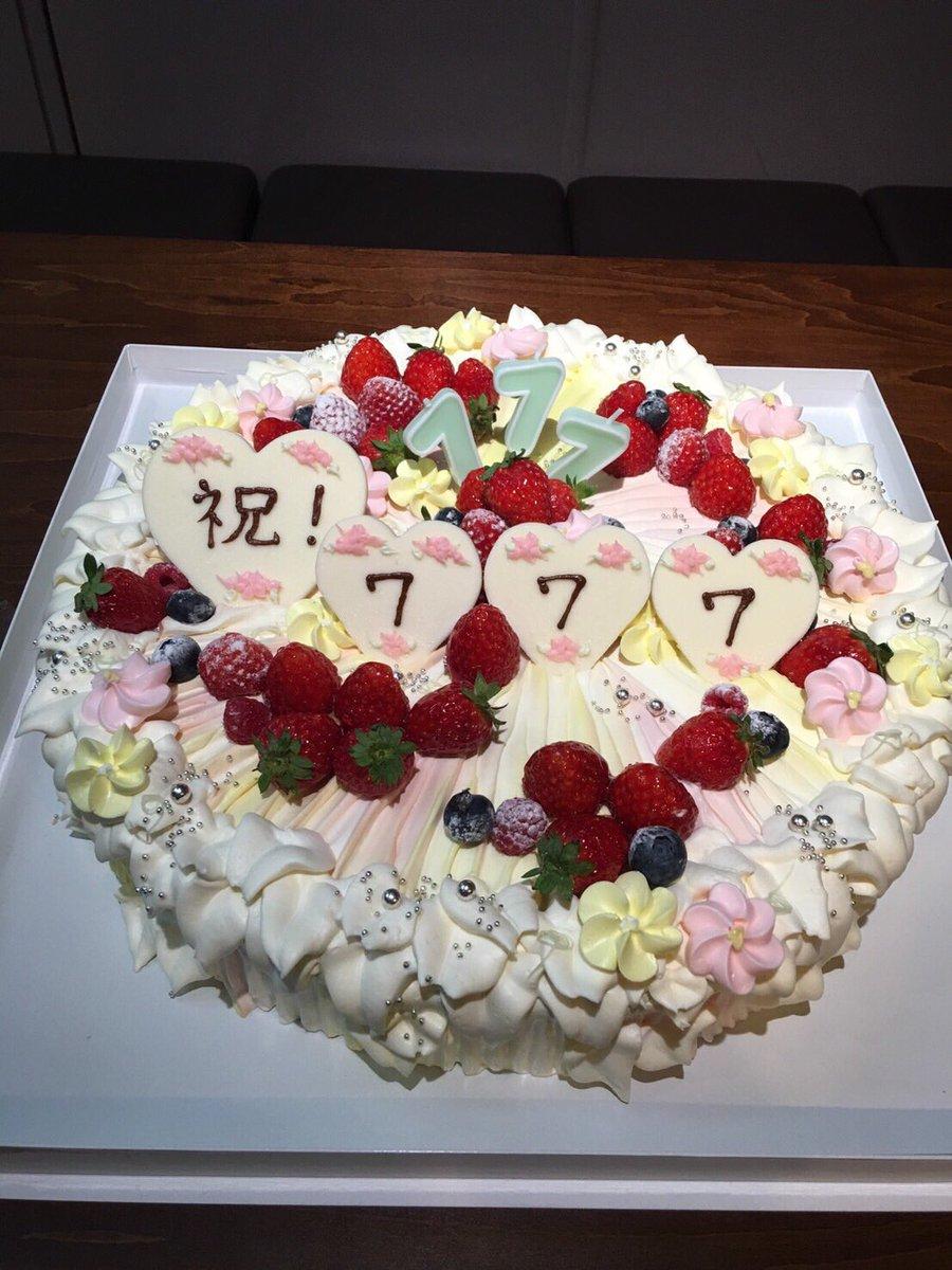1月某日、アニメ「ONE PIECE」のアフレコが通算777回を迎えました!記念すべき日に編集部から…