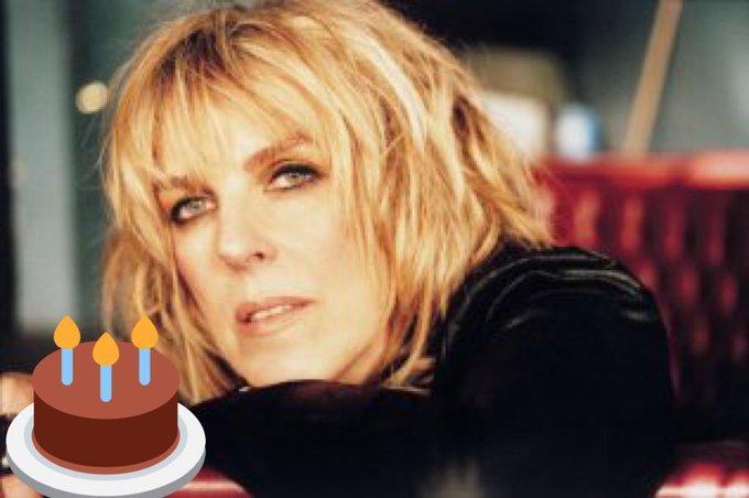 Happy Birthday to Lucinda Williams!