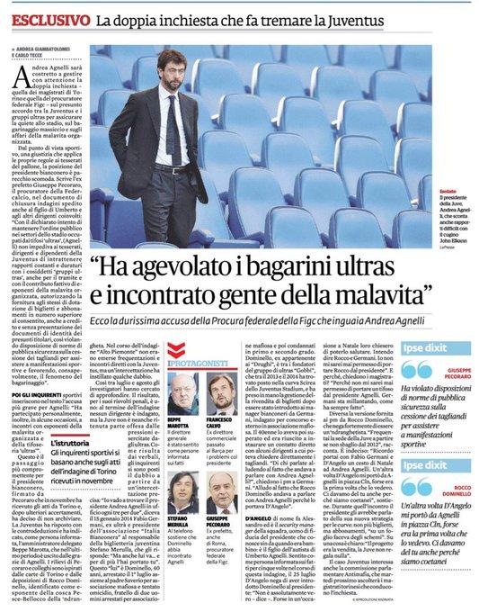 """Gli strani """"suicidi"""" al MPS e alla Juventus."""