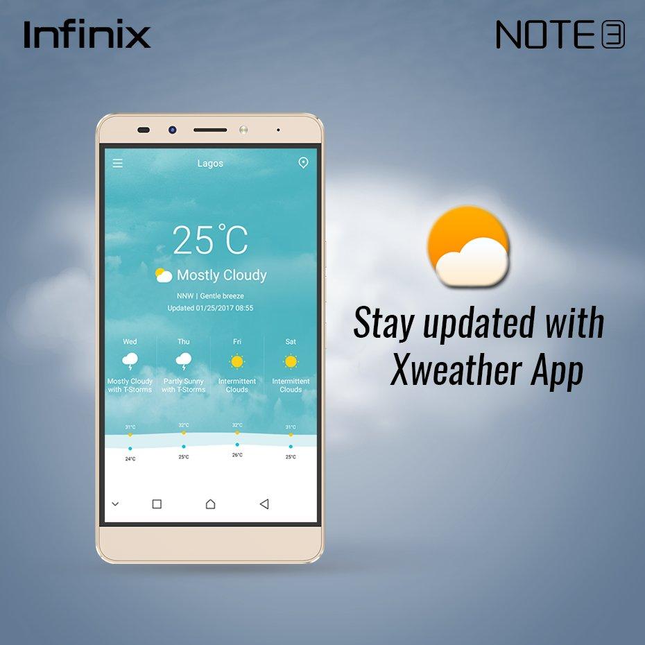Infinix App
