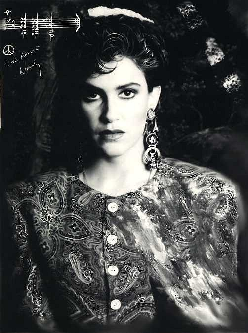 Join me in Wishing iconic musician Wendy Melvoin from a happy birthday.