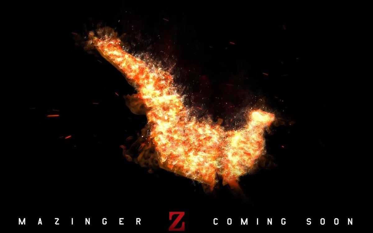 Anunciada nueva película de Mazinger Z C3FeVXxVUAAqE05