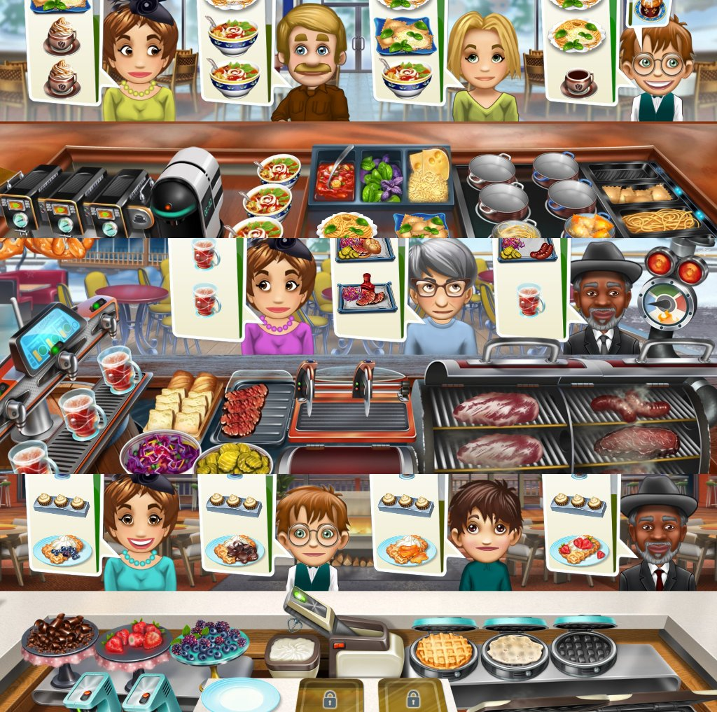 Cooking Fever (@mycookingfever)  Twitter