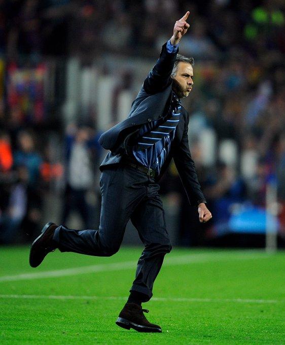 Happy birthday, two-time coach José Mourinho!   by