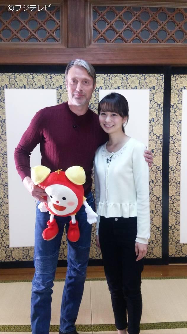 映画「ドクター・ストレンジ」に出演するマッツ・ミケルセンさんにインタビュー♪マッツさんには日本に来た…