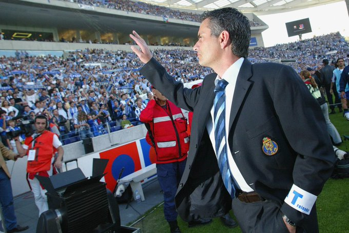 Happy birthday, Porto hero & 2003 UEFA Cup winner José Mourinho!