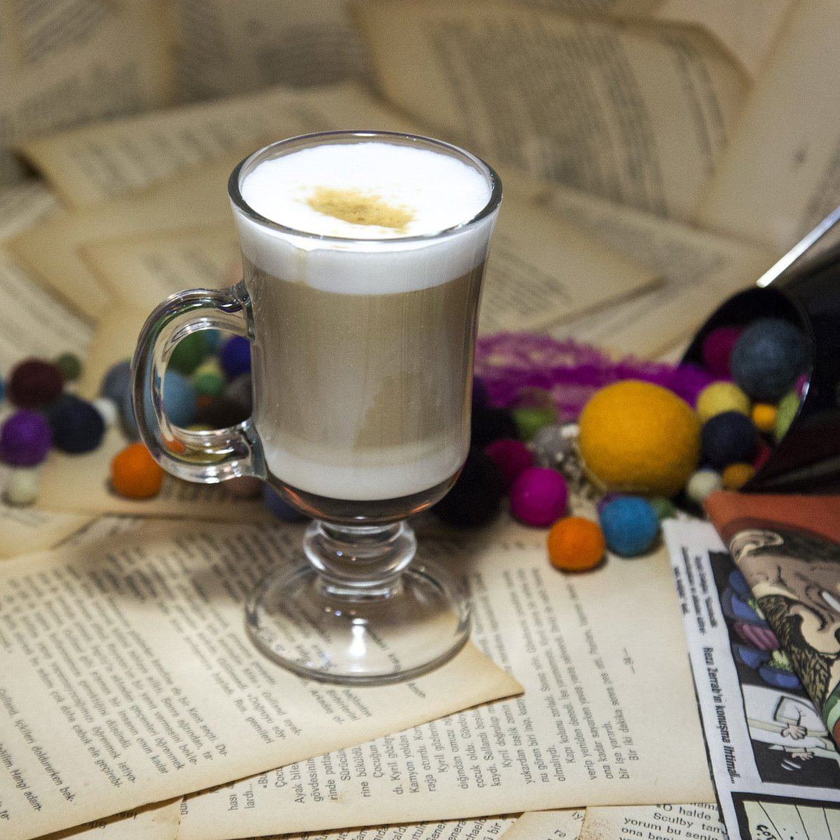 Kar yağıyorsa latte içmenin zamanı gelmiştir😍Afiyet olsun❤ #sanatevim #sanat #latte #istanbul #avcilar #Coffee https://t.co/Dfmzur1dla