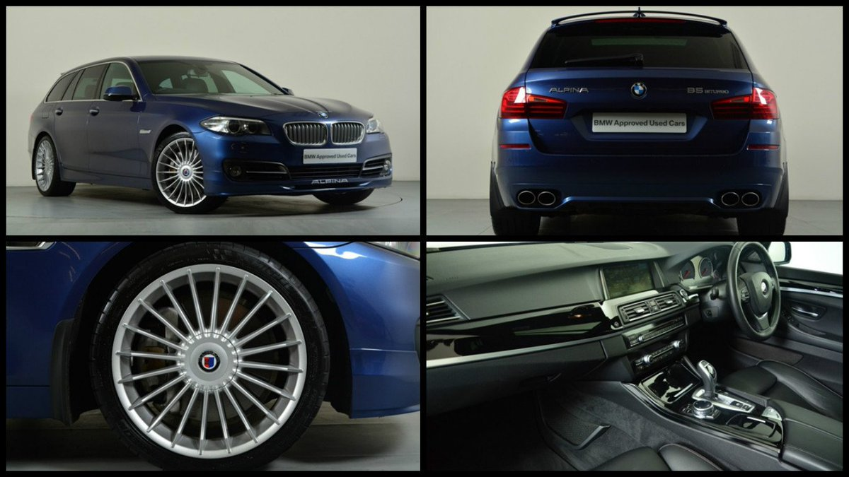 BMW ALPINA GB On Twitter Available Now At Sytner Leicester The - Bmw b5 alpina for sale