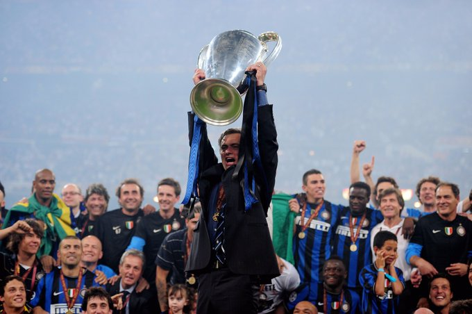 Happy birthday to the treble man, José Mourinho. Thanks for all the emotions