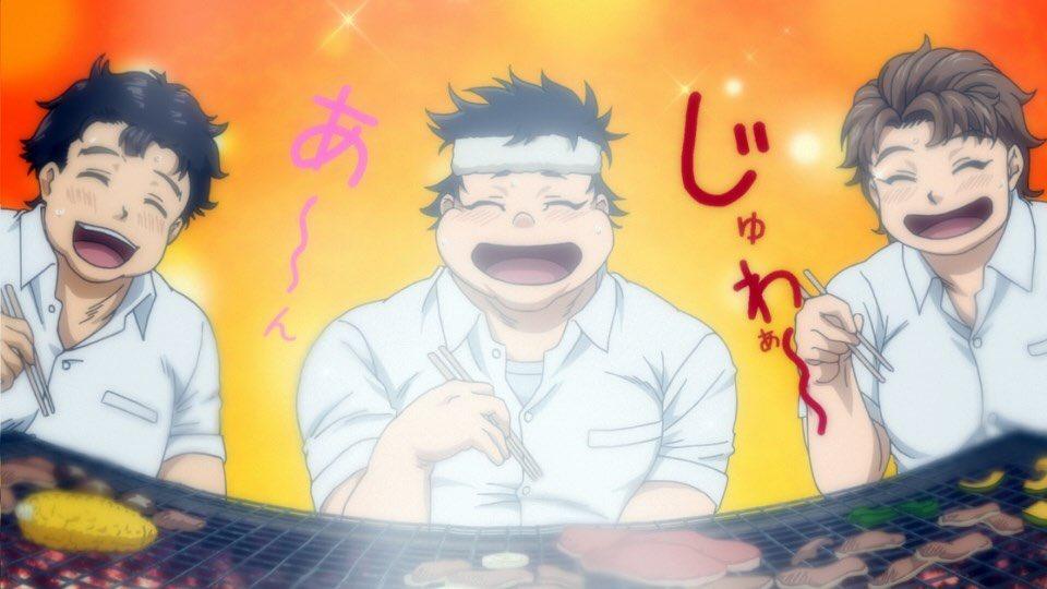 TOKYO MXにて第16話『お前らは準備してきた』ご視聴いただきありがとうございました‼︎ 27日…