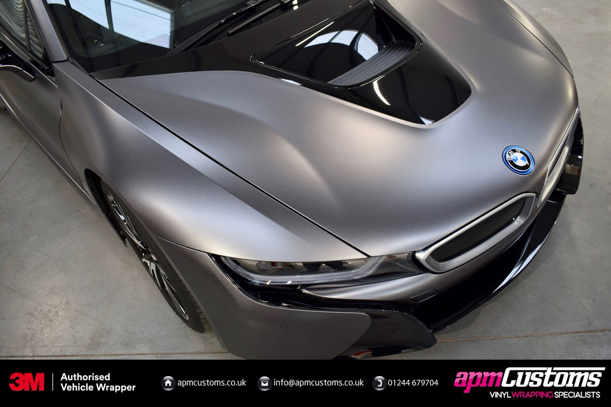 Apmcustoms On Twitter Stunning Bmw I8 Looking Amazing With Its