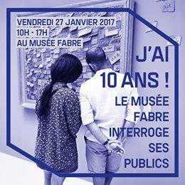 et hop TGV en partance pour fêter les 10 ans du @museefabre (intervention journée Pro). Qui sera là ? Dispo pour échange avec museogeeks https://t.co/IQBVhKLdKk