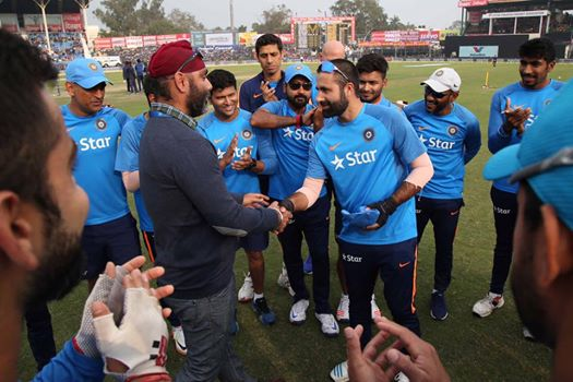 parvezrasool T20I debut: Know all about the T20 specialist spinner from Kashmir