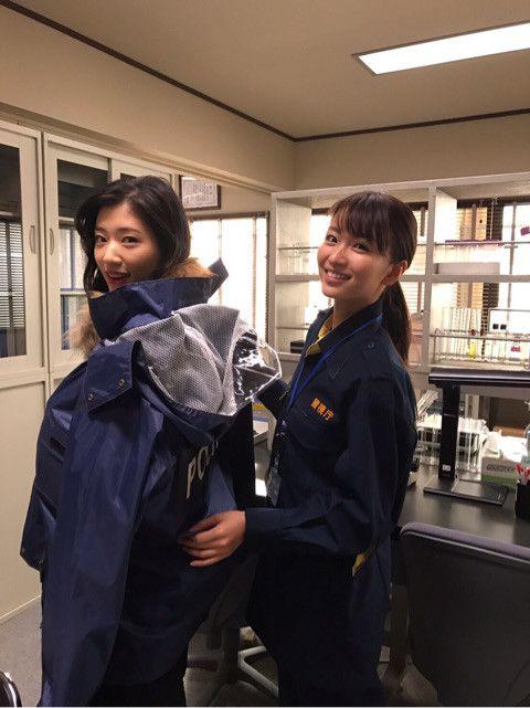 今夜10時放送の『嫌われる勇気』で 大人の色気溢れる監察医を演じる、相楽樹さん😆 岡崎紗絵さんと珍し…