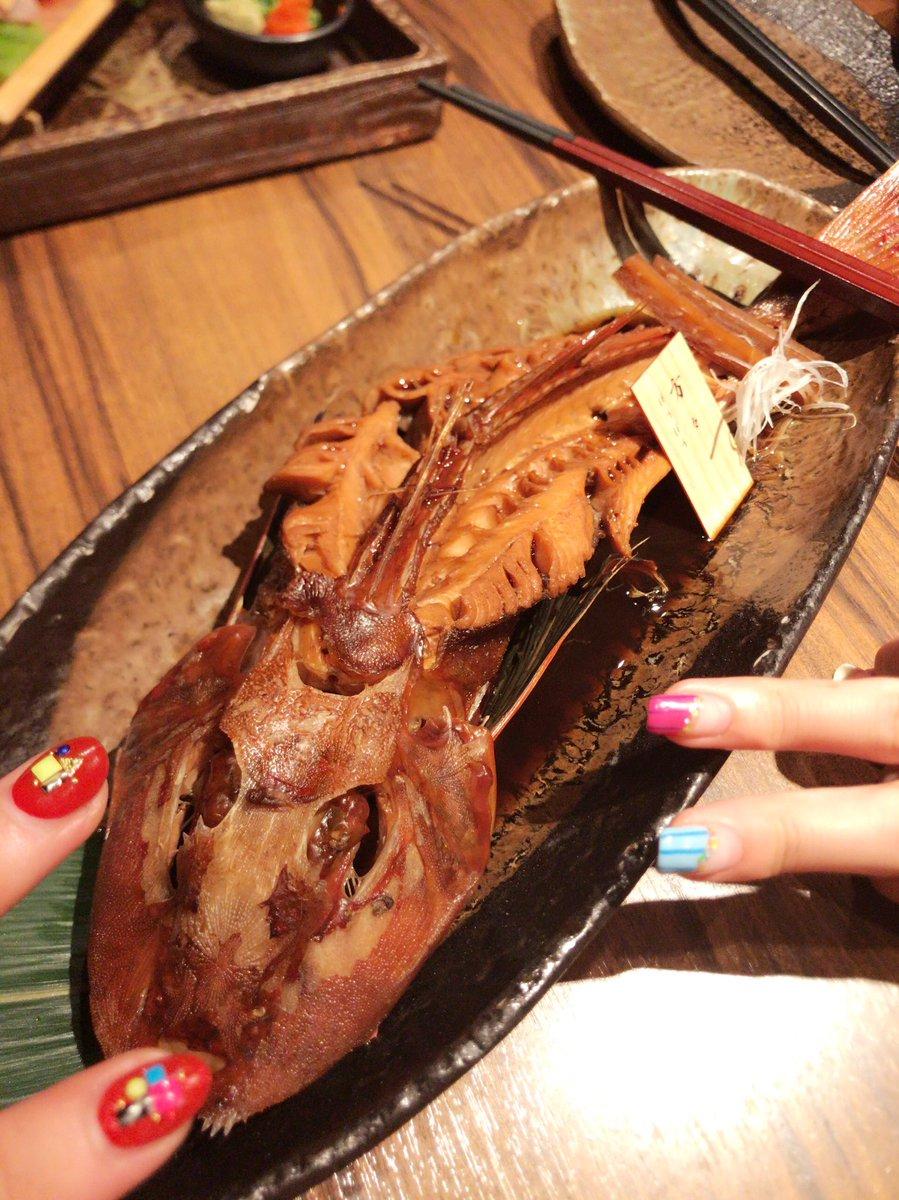ホウボウさんと食事。  あ、間違えた! 渡部さんトコのゆいさんと食事(*´꒳`*)