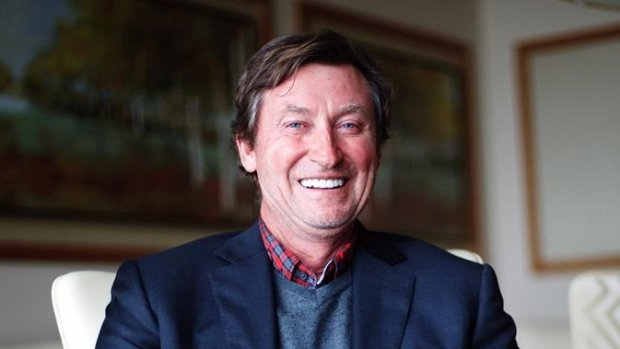 """Today in history - \""""The Great One\"""" Wayne Gretzky turns 56. Happy birthday 99!"""