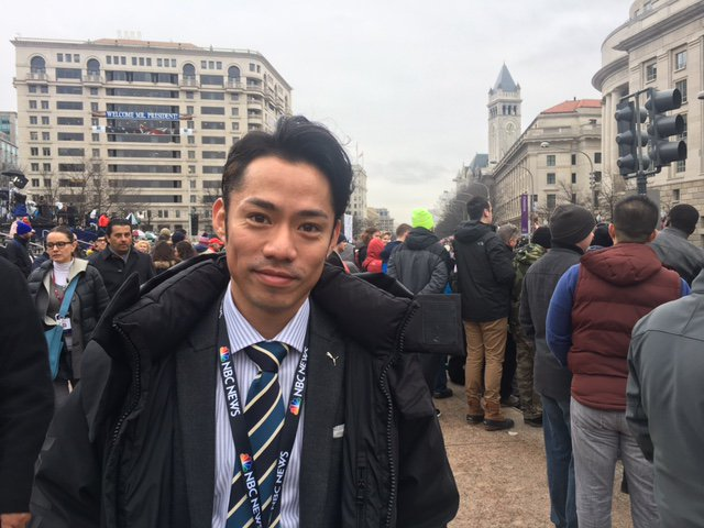 こんばんは 髙橋大輔です。今夜はアメリカ大統領就任式のパレードの裏側をお伝えします。4年に1度のパレ…