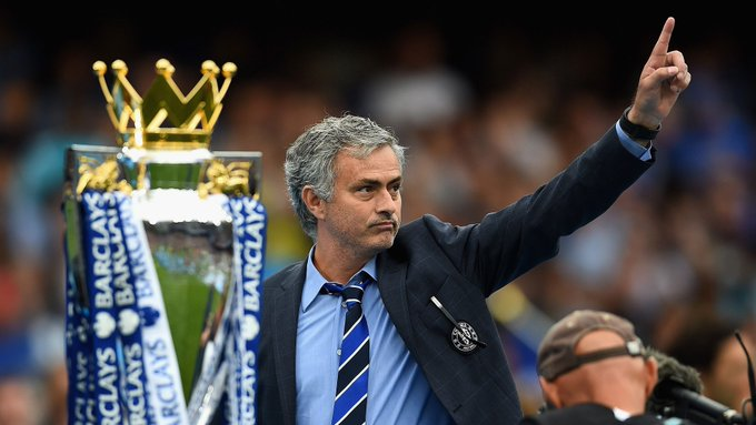Happy birthday to our former manager Jose Mourinho
