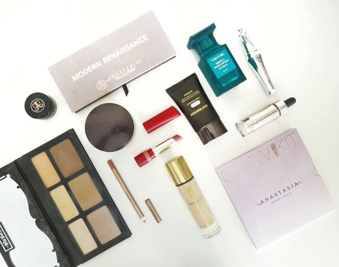 My Favourite Makeup Products of 2016