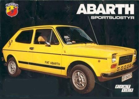 Fiat Fan Club On Twitter Fiat 127 Abarth Https T Co 9vjsxyol7g
