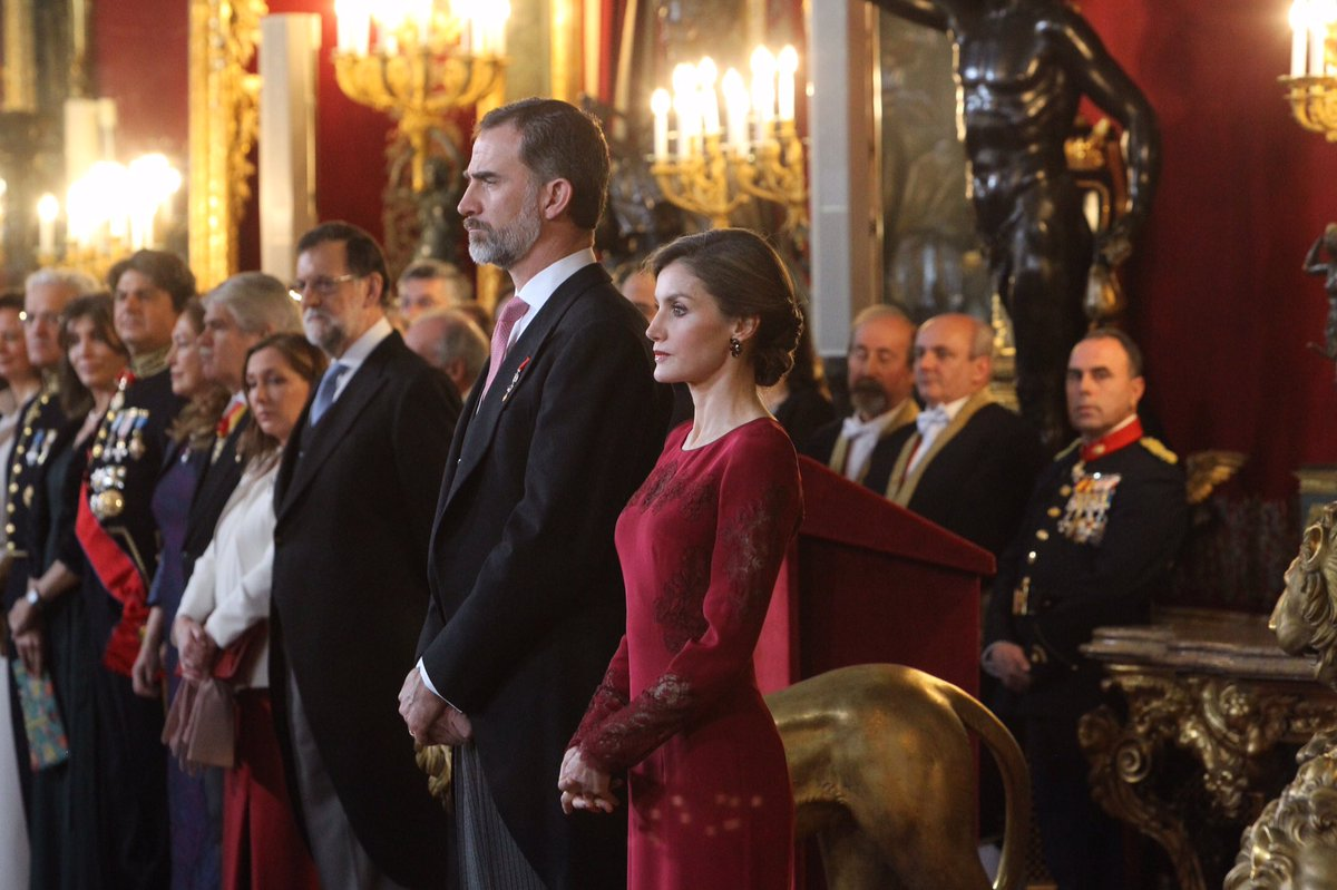 Imperor.net: Новости: аристократия, монархия, luxury, история Прием для дипломатического корпуса в Испании