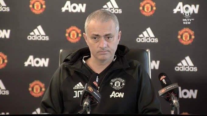 Rambut baru, usia baru, Happy 54th Birthday,José Mourinho. Semoga bisa membawa kejayaan Manchester United kembali