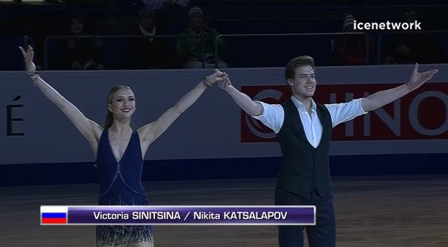 Виктория Синицина - Никита Кацалапов - 6 - Страница 3 C3GXa41UcAAFEnj