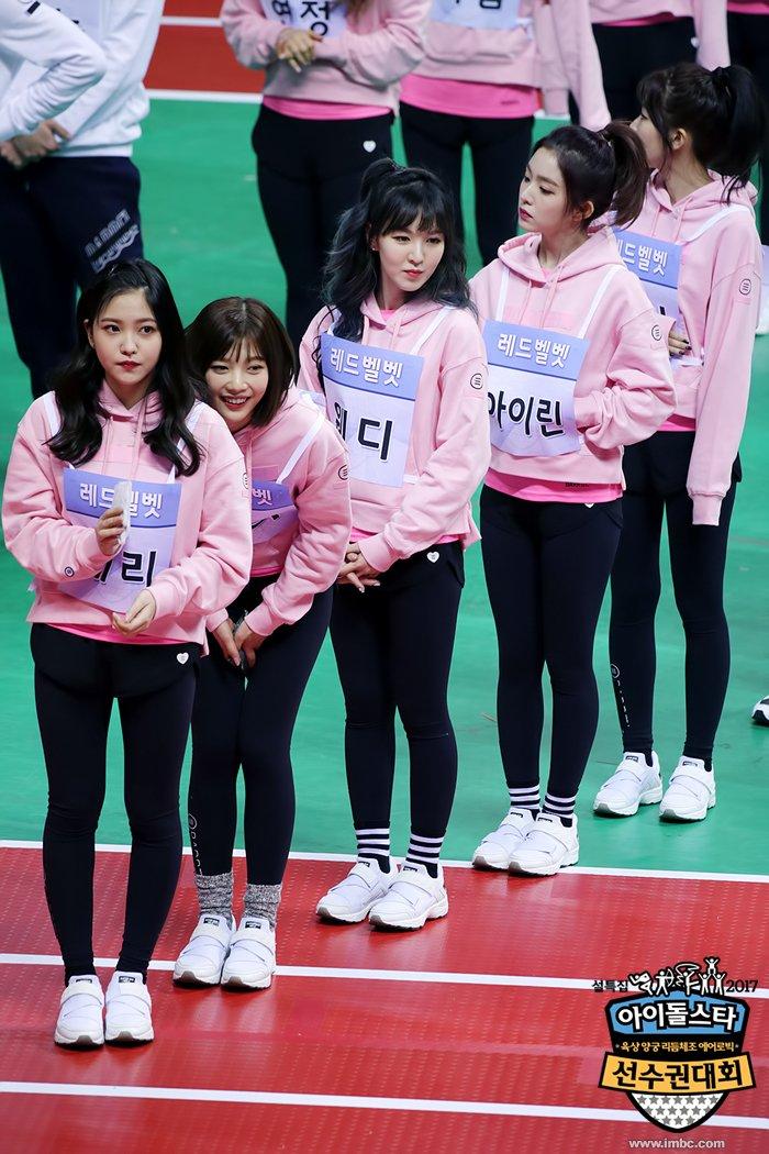 Red Velvet Isac