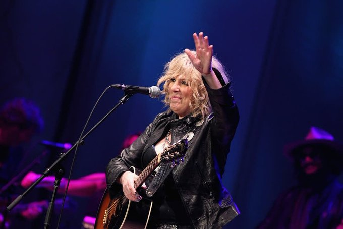 Today in Music History: Happy Birthday, Lucinda Williams.