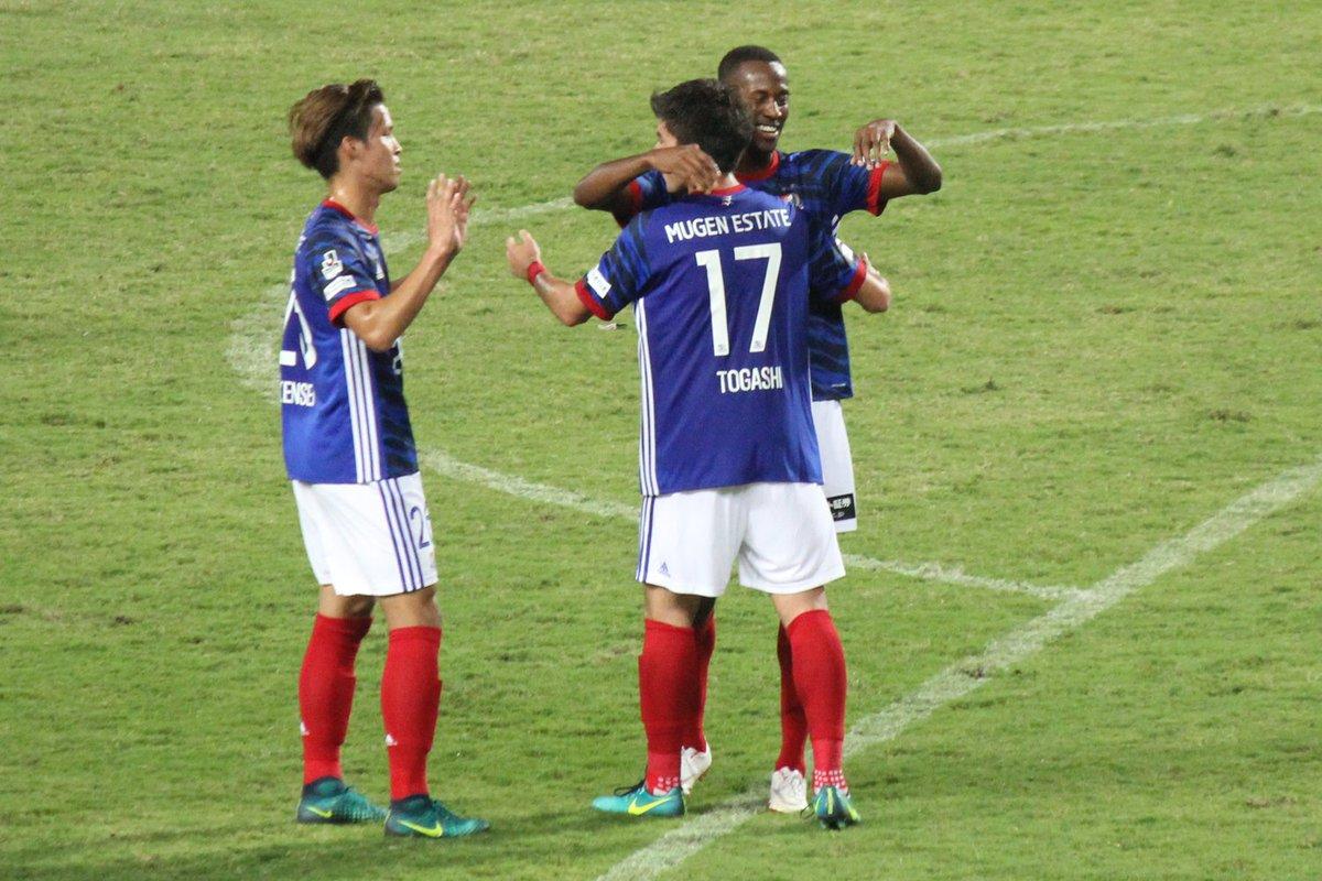 #Jリーグアジアチャレンジ vsスパンブリーFC  【後半44分】 横浜Fマリノス 3-0 スパンブ…