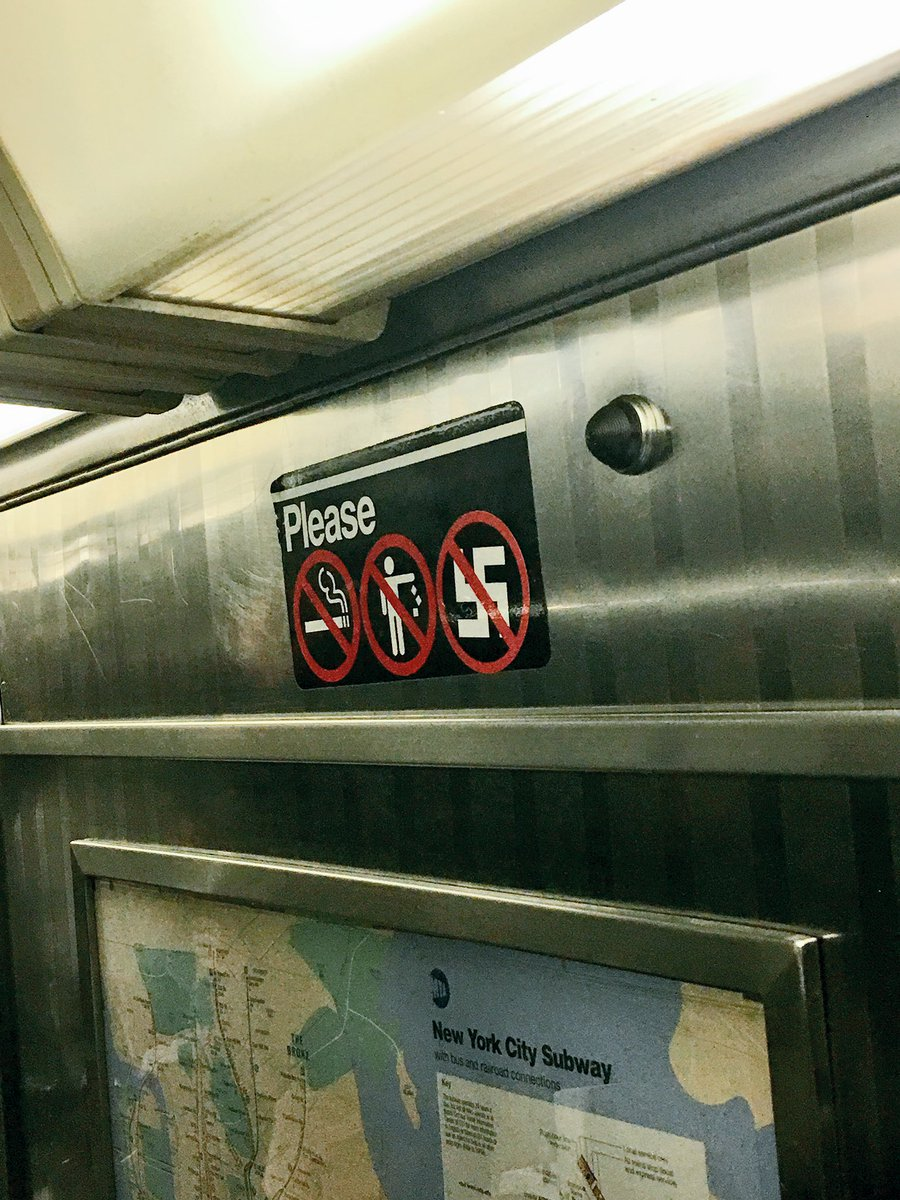 Nice alteration on the G train. https://t.co/jVh6oQiigF
