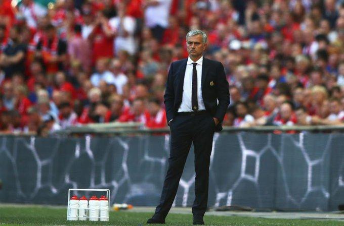 Happy 54th birthday to United manager Jose Mourinho!