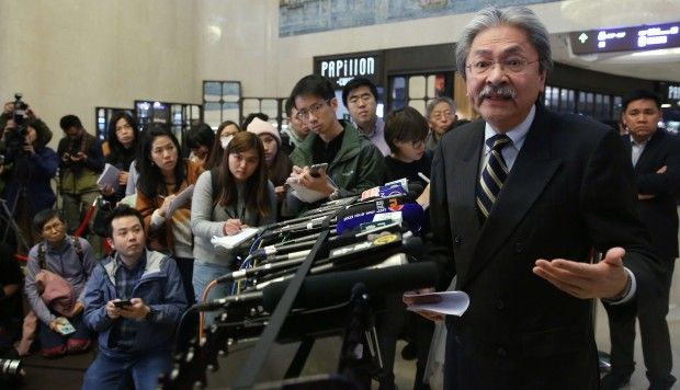 No reason for Beijing to mistrust me, says Tsang, who add he would be better than Lam at restoring harmony in Hong Kong
