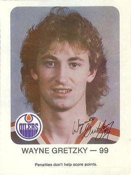 Happy Birthday to Wayne Gretzky whose hair--for one brief shining moment--looked like this.