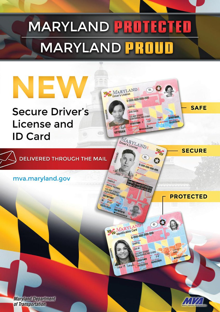 Md mva md mva twitter for Maryland motor vehicle administration change of address