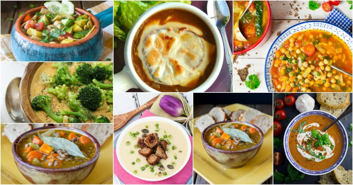 30 Hearty Vegan Soups and Stews! https://t.co/s5QCXY5fwZ https://t.co/W23GqvWzXC