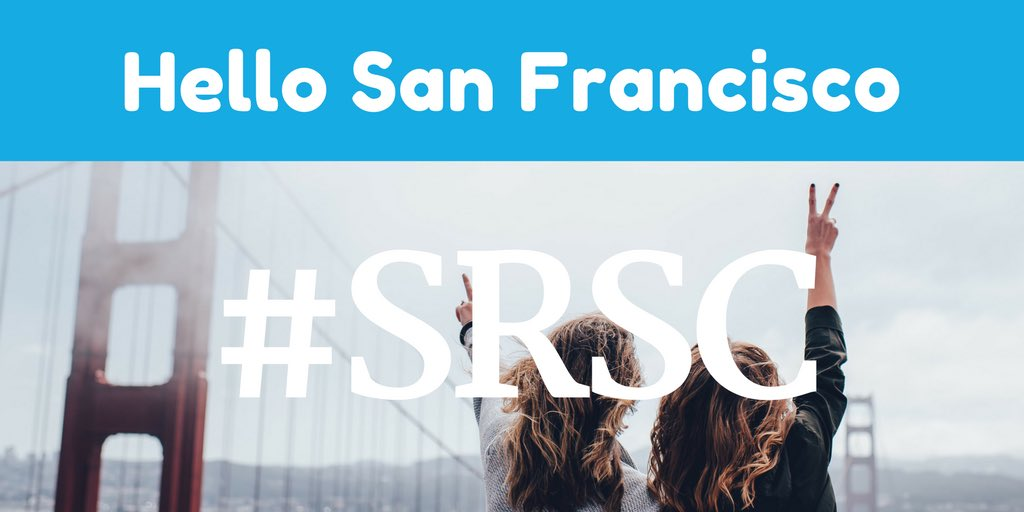 My spidy senses tell me that #SRSC will be blowing up @Twitter this week. #socialrecruiting https://t.co/bJJ460Ax1M