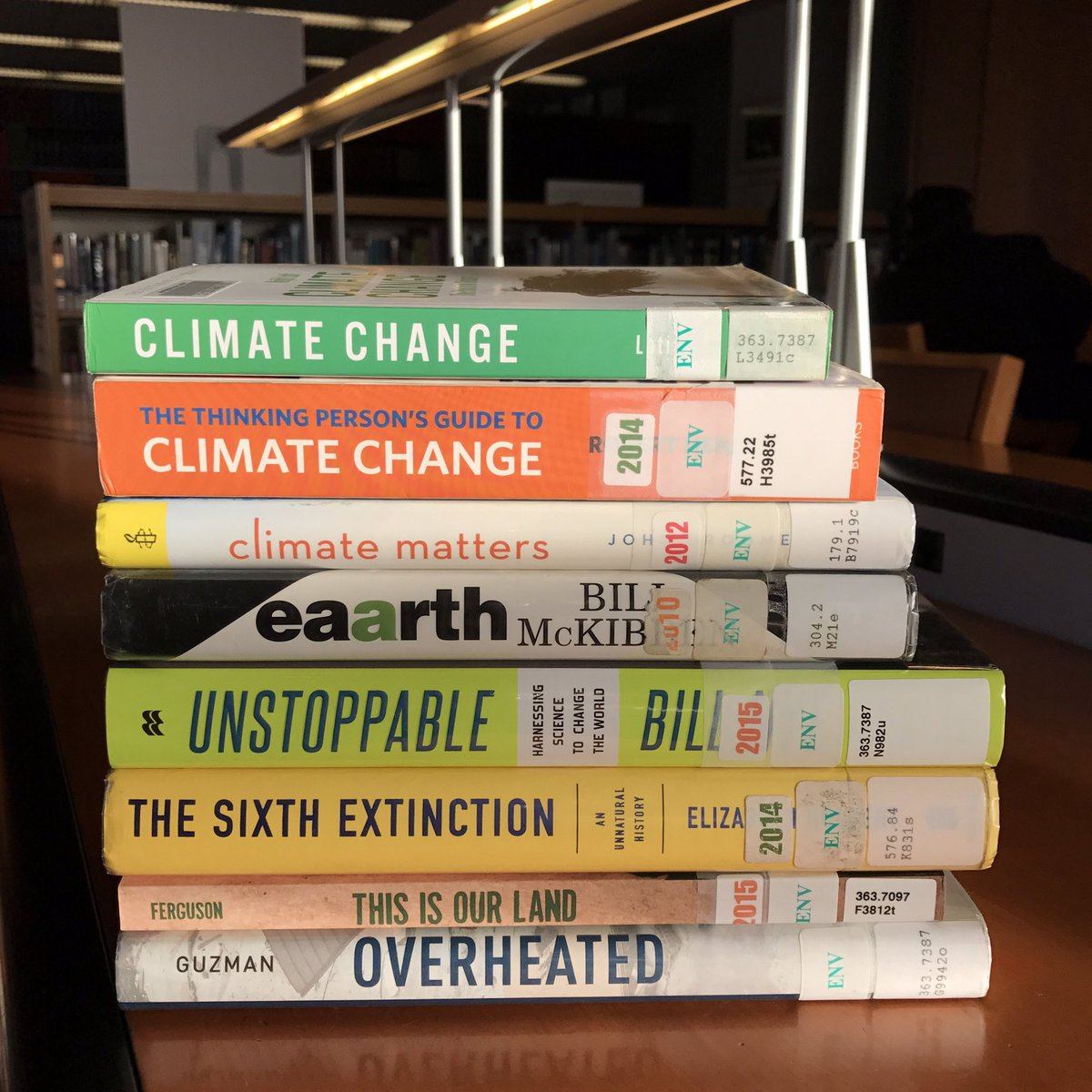 If you can't find it online, come to the Library! #climatefacts https://t.co/oxWmEKvnmS