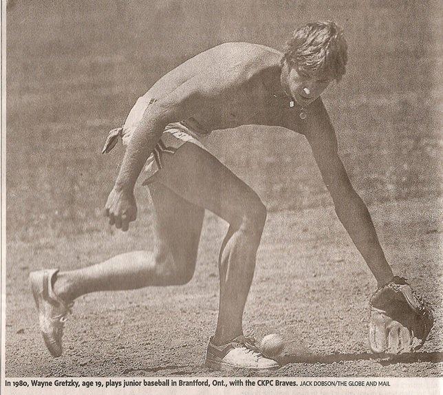 Happy Birthday to multi-sport athlete Wayne Gretzky