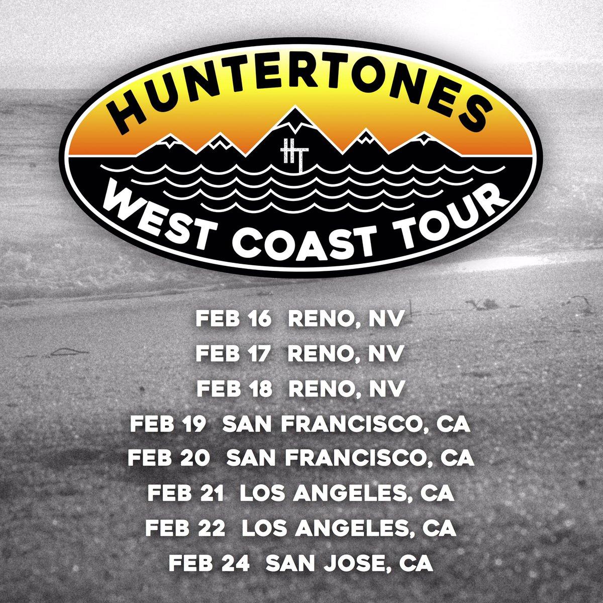 Huntertones - Live